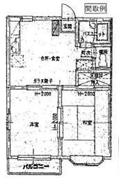 高麗川駅 4.1万円