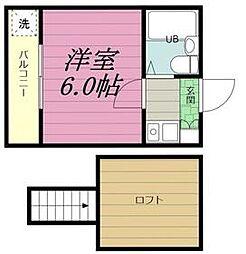 運河駅 2.2万円