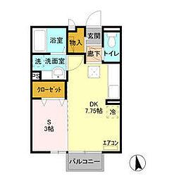 結城駅 4.6万円