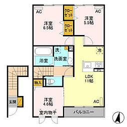 新治駅 6.6万円