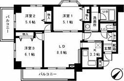 西日暮里駅 13.1万円