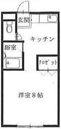 加須駅 3.8万円