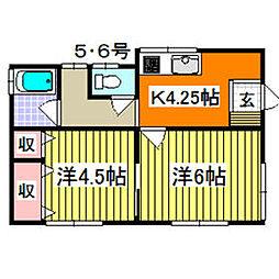 松岸駅 5.0万円