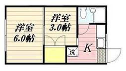 取手駅 3.4万円