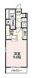 柳小路駅 6.6万円