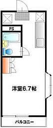 新検見川駅 3.4万円