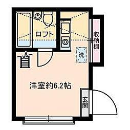 武蔵関駅 3.4万円