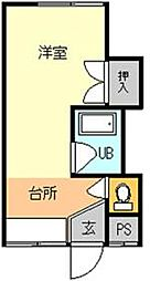 穴川駅 2.8万円