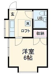 千葉公園駅 3.0万円