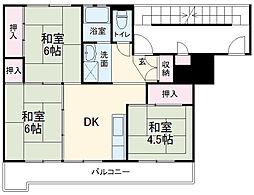 飯倉駅 3.7万円
