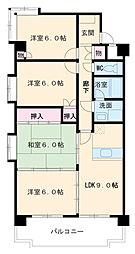 高畑駅 9.5万円