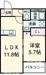 印場駅 6.2万円