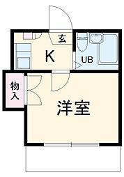 茶所駅 2.0万円