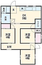 南四日市駅 5.0万円