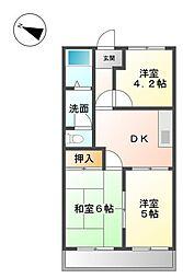 長島駅 3.8万円