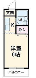 【敷金礼金0円!】サンアベニュー狭山ヶ丘