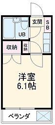 元加治駅 2.3万円