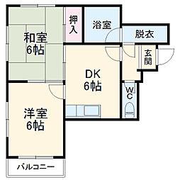市川大野駅 5.7万円