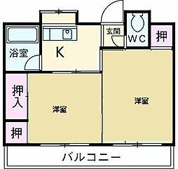 狭間駅 4.3万円