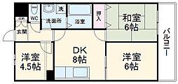 中京競馬場前駅 5.5万円