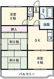 矢作橋駅 5.3万円