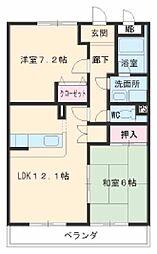 福地駅 5.5万円