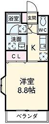 幸田駅 3.6万円