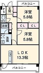 東岡崎駅 10.1万円