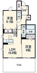 西大宮駅 9.7万円