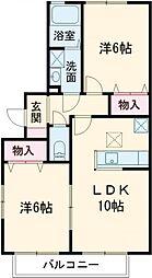 小作駅 4.4万円