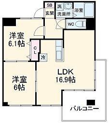 宇都宮駅 7.4万円