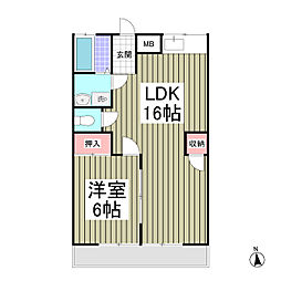 蓮田駅 4.4万円