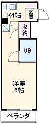 溝の口駅 3.9万円
