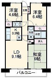 津田沼駅 13.3万円