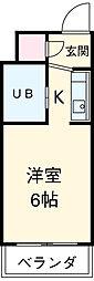 瓢箪山駅 2.6万円