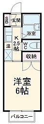 公園西駅 2.4万円
