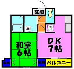 稲毛駅 5.4万円