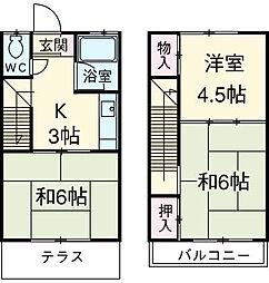 テラスハウス富士