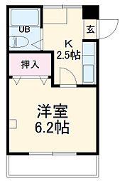 新木曽川駅 2.6万円