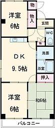 妙興寺駅 5.5万円