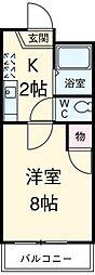 妙興寺駅 3.1万円