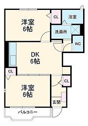 枇杷島駅 5.1万円