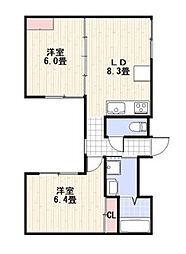 大森海岸駅 14.5万円