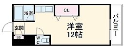 覚王山駅 6.3万円