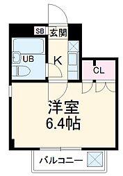星ヶ丘駅 3.7万円