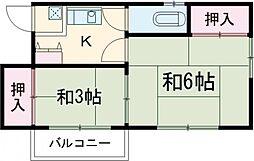 市川駅 3.0万円