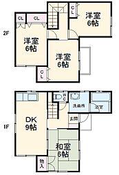 総武線 市川駅 バス15分 曽谷坂上下車 徒歩7分