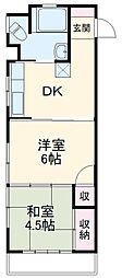 日吉駅 5.9万円