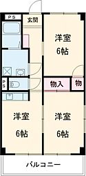 新高島平駅 8.5万円