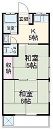 西高島平駅 5.4万円